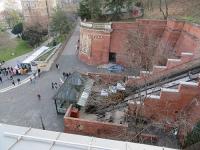 Kilátás az Alagút tetejéről