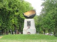 Gábor Áron emlékmű