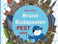 Brúnó harmadik kötet - PEST SZÍVE